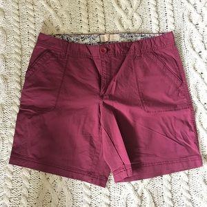 Eddie Bauer Ripstop shorts.